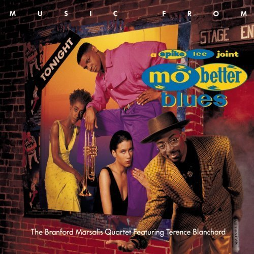 """Music From """"Mo' Better Blues"""""""
